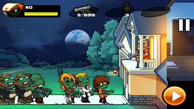 Zombie VS Fat Man screenshot 2