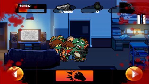 Zombie VS Fat Man screenshot 3