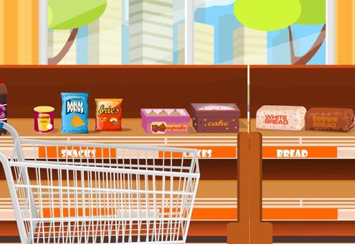 เกมส์ซุปเปอร์มาร์เก็ตฟรี screenshot 9