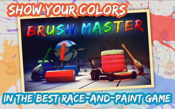 Brush Master poster