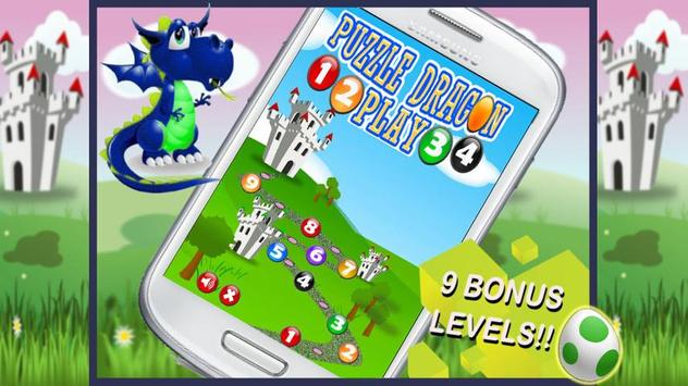 Puzzle Dragon Play poster