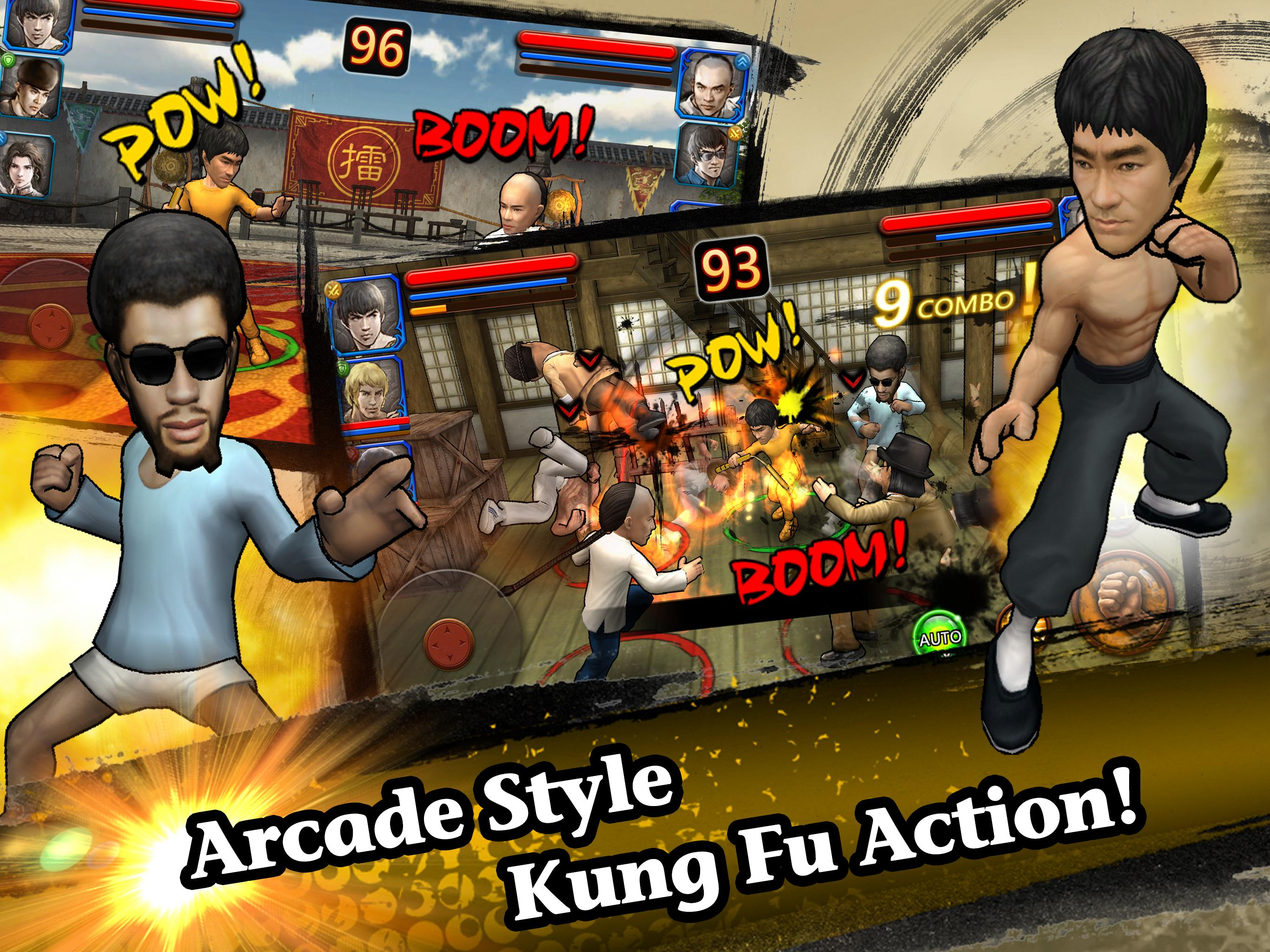 Kung Fu All-Star: MMA Fight for Android - APK Download