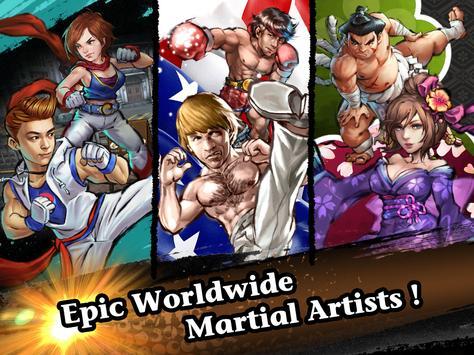 Kung Fu All-Star: MMA Fight screenshot 9