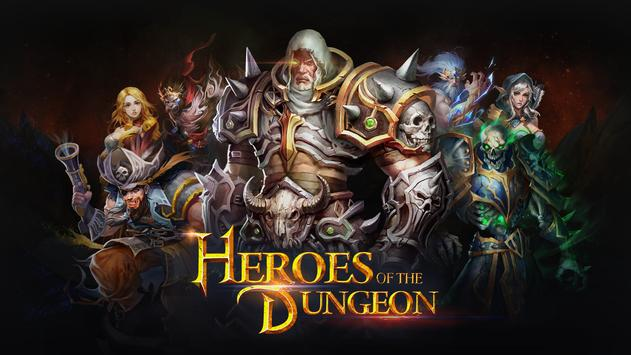 Heroes of the Dungeon poster