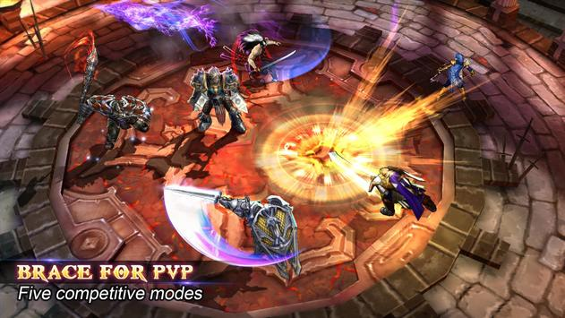 Heroes of the Dungeon apk screenshot
