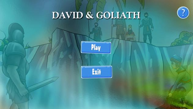 David And Goliath AR poster