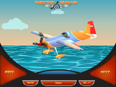 Table Top ARPlane screenshot 1