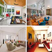 Interior Design Living Room icon