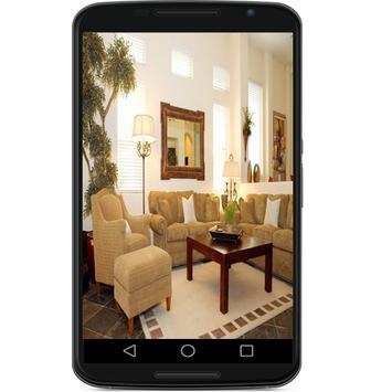 Interior Design Living Room screenshot 3