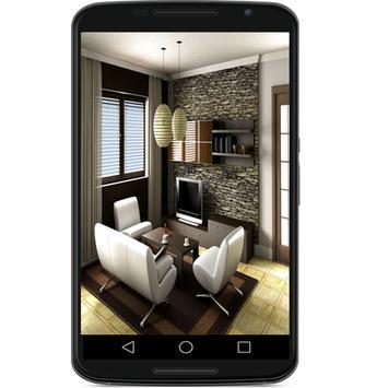 Interior Design Living Room screenshot 4