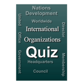 International Organizations Quiz icon