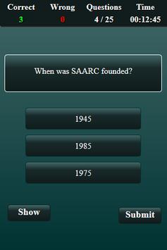 International Organizations Quiz screenshot 5
