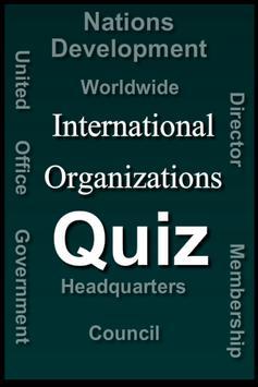 International Organizations Quiz screenshot 7