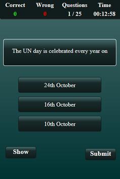 International Organizations Quiz screenshot 2