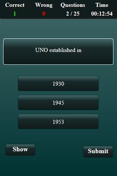 International Organizations Quiz screenshot 3