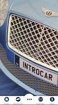 IntroCar poster
