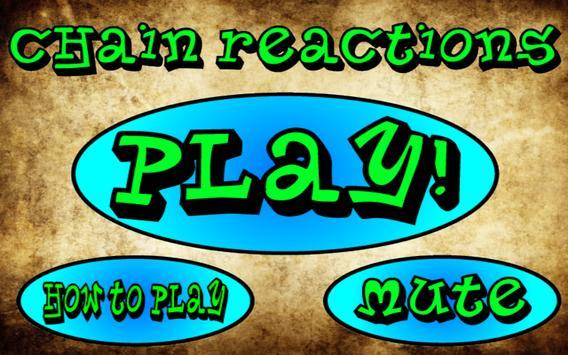 Chain Reactions apk screenshot