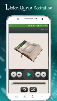 Best Holy Quran 2018 - Learn, Read & Listen Quran poster