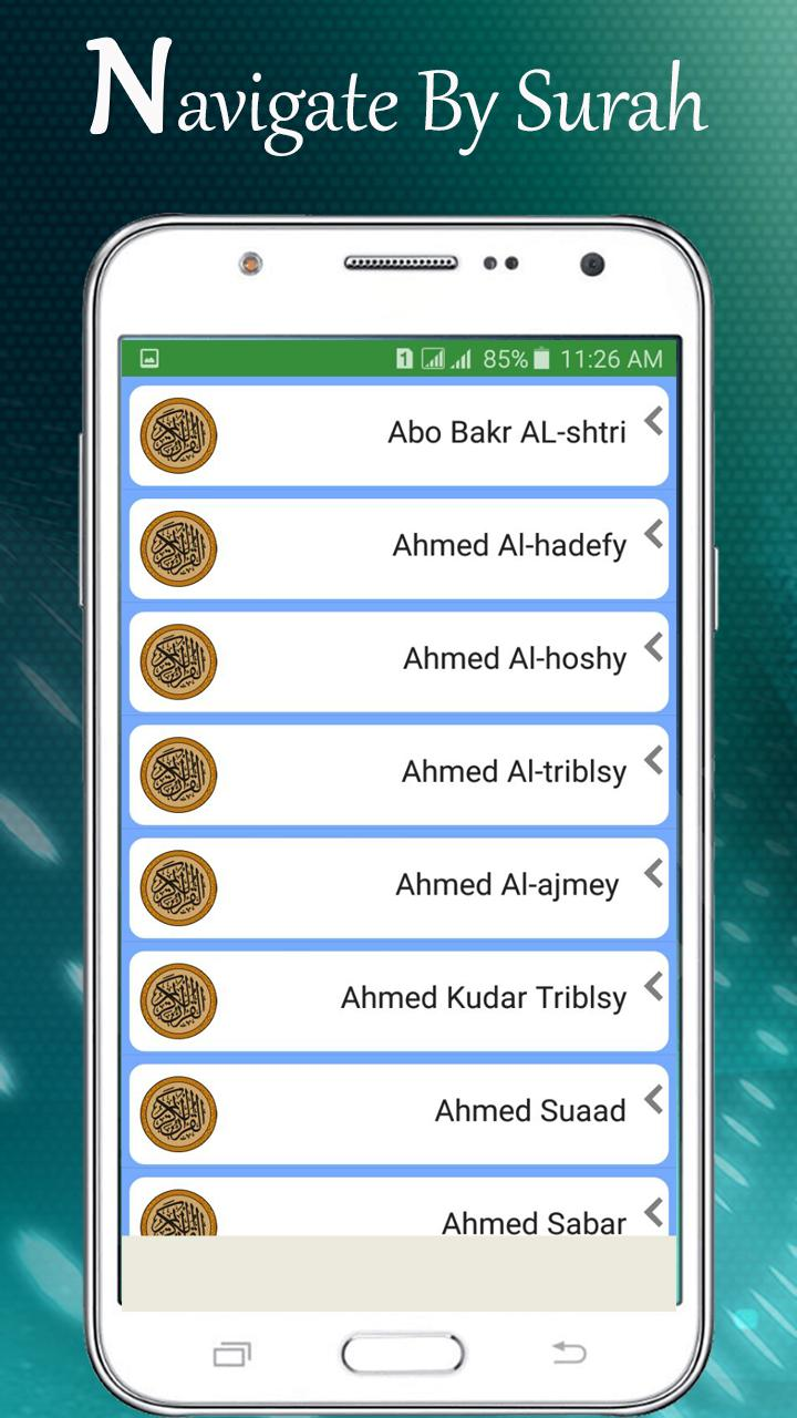 Best Holy Quran 2018 - Learn, Read & Listen Quran for Android - APK