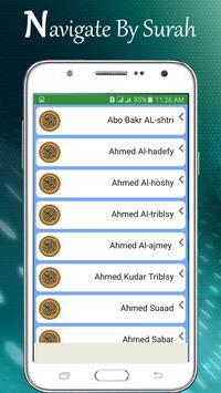 Best Holy Quran 2018 - Learn, Read & Listen Quran screenshot 2