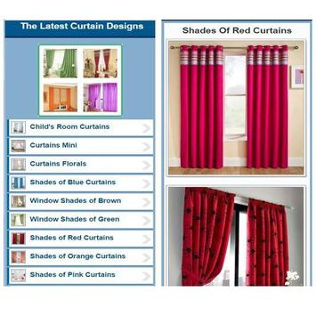The Latest Curtain Designs screenshot 8