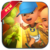 Upin Adventure Ipin Super Dash icon