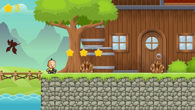 Upin Adventure Ipin Super Dash apk screenshot