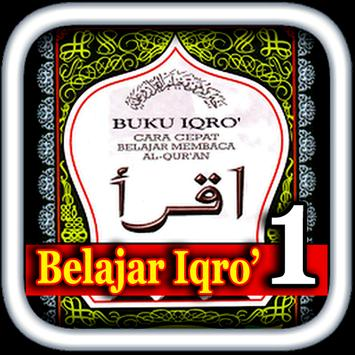 Iqro Complete 1 to 6 poster