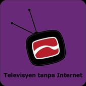 Televisyen tanpa Internet icon