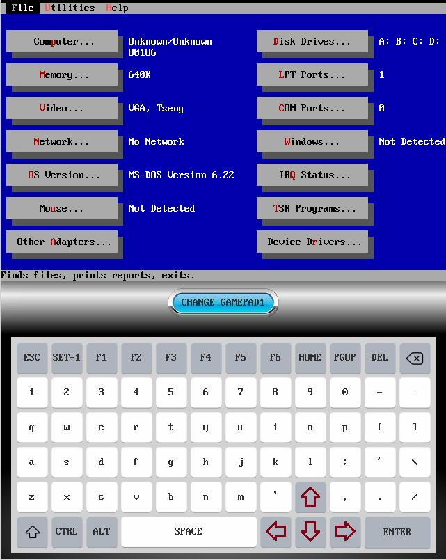 MS-DOS (Unreleased) for Android - APK Download