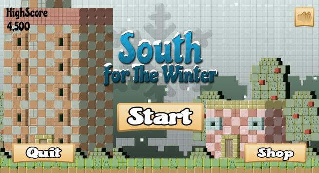 South For The Winter 🐣 poster