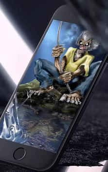 Iron Maiden Wallpaper HD screenshot 4