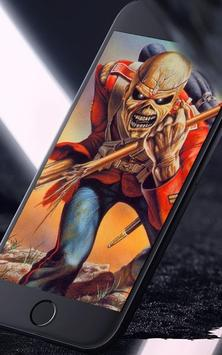 Iron Maiden Wallpaper HD screenshot 5