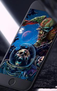 Iron Maiden Wallpaper HD screenshot 2