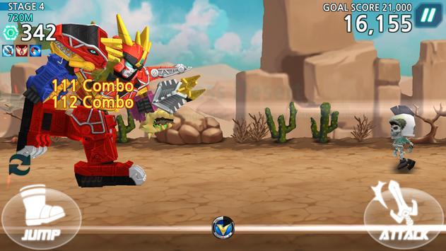 Power Rangers Dash screenshot 5