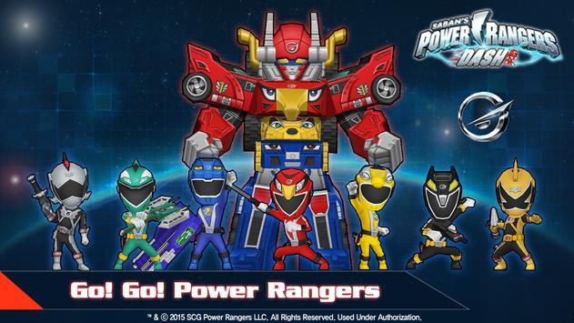 Power Rangers Dash screenshot 9