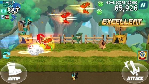 Power Rangers Dash screenshot 10