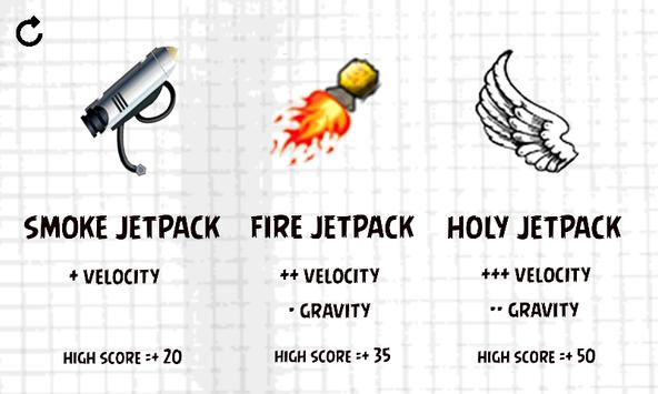 Stickman Jetpack screenshot 11