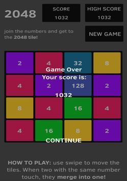 2048 screenshot 7