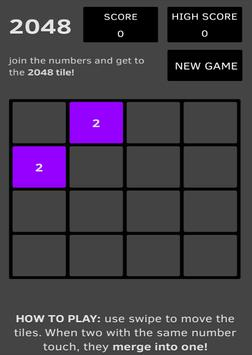 2048 screenshot 5