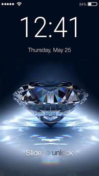 Diamond Gems App Lock poster