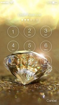 Diamond Gems App Lock apk screenshot