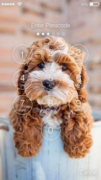 Poodle Dogy Style  AppLock screenshot 1