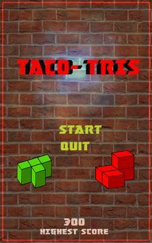Taco-Tris poster