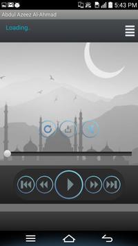 Abdul Azeez Al Ahmad Quran Tilawat apk screenshot