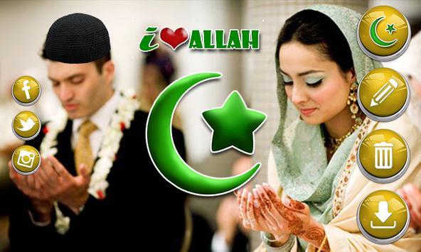 Islam Photo Stickers apk screenshot