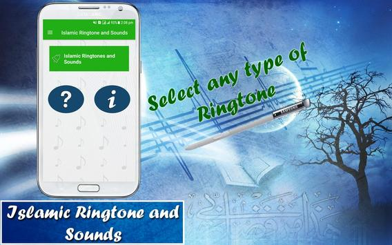 Islamic Ringtones and Sounds poster