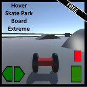 Hover Skate Park Board Extreme icon