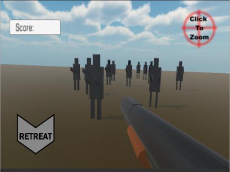 Shoot Harambe Gorilla Killer poster