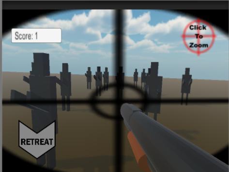 Shoot Harambe Gorilla Killer screenshot 1